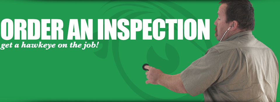 Order an Inspection
